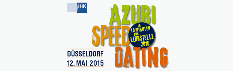 Azubi Speed Dating Düsseldorf 2015 Umn Speed Dating